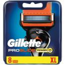 Gillette Fusion ProGlide Power 8er blades