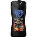 Ax shower gel 250ml Skateboard Fresh Rose