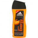 Adidas Shower 250ml 2in1 Deep Energy
