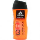 Adidas Shower 250ml 2in1 Team Force