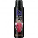 groothandel Drogisterij & Cosmetica: Fa deodorant spray 150ml For Men Kick-Off