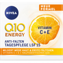 Nivea Visage Q10 50ml Day Cream Energy