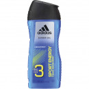 Adidas zuhany 250ml 2in1 Sport Energia