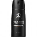 groothandel Drogisterij & Cosmetica: Axe Deodorant Spray 150ml VERKOOP Peace
