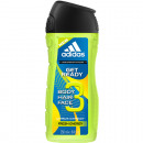 Adidas Dusch 250ml 3in1 Get Ready