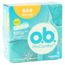 Obtampons PocketPack 8er