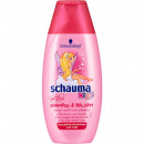 Schauma Kids Shampoo & Balsam 250ml Girls