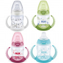 wholesale Child and Baby Equipment: NUK drinking bottle PP 150 ml + soft drinking spou
