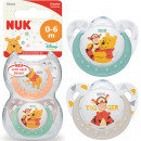 wholesale Baby Toys: Nuk Trendline Disney Winnie the Pooh pacifier