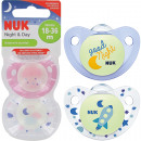 wholesale Child and Baby Equipment: NUK Night & Day Silicone Size 3 (18 - 36 month