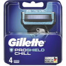 Gillette ProShield Chill 4 blades