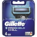 Gillette Proshield chill 4 pengék