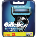 Gillette ostrza Proshield Chill 6