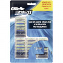 Gillette Mach3 Turbo 16er Klingen