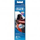 Oral B toothbrushes StarWars 4er