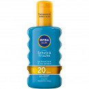 Nivea Sonne Protect&Refresh Spray 200ml LSF20