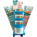 Kneipp shower 200ml 102pcs Display 5 times assorte