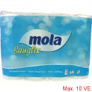 Mola 3-part household roll 4er 26cm