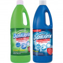 Dan Klorix hygiene cleaner 1.5 liters in 72er disp