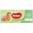 Huggies Natural Care Moist Baby Wipes 56
