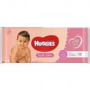 Wilgotne chusteczki nawilżane Huggies Soft Skin 56