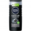 Nivea tusoló férfiak 250ml Deep Active Clean