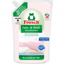 Frosch liquid laundry detergent 1.8l fine and