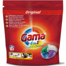 Gama Pods 4in1 18WL Flüssigvollwaschmitteltabs