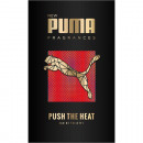 Parfum Puma EDT 50ml Push The Heat