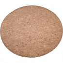 wholesale Table Linen: Cork underlay around 35cm with felt bottom