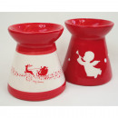 wholesale Fragrance Lamps: Stövchen scent lamp XL 9x8,5cm two great motifs so