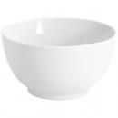 Porcelán tál fehér 14x7,5cm, 600ml