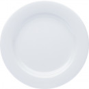 wholesale Crockery: Porcelain dining table flat white 27cm