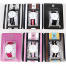 Wirst watch Women 6- times assorted
