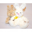 wholesale Toys: Plush cuddly bunny XL 27x18x12cm, soft fur