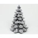 Karácsonyfa szintetikus gyantából XL 12x9x9cm