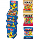 grossiste Aliments et boissons: Nourriture Haribo Minis 220g en 56s Display