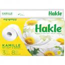 Toilettenpapier Hakle 3-lagig 8x150 Blatt Kamille