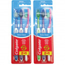Toothbrush COLGATE 3er Extraclean