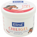 Cream Elina Horsebalsam Chili 500ml in gel form