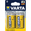 Batterie Varta Superlife Mono 2er