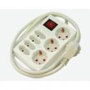 groothandel Tuin & Doe het zelf: Distributeur connector 7 Series 14x9x4cm,