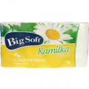 Toilet paper 3-ply 8x160 Black Kamilka Big So
