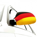Fan car Aussenspiegelfahne Germany set of 2