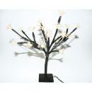 LED Baum mit Blüten und 25 LED´s