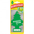 Fragrance air freshener wonder tree green apple