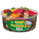 Food Haribo round can Phantasia 1kg