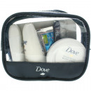 Dove / Signal travel set 5 pieces for women