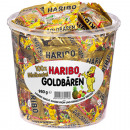 wholesale Food & Beverage: Food Haribo Goldbären 100 Minibeutel