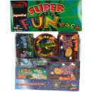 wholesale Garden & DIY store: All-year youth fireworks Super Fun Pack 7-piece